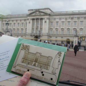 buckingham-palace--300x300 - Big Day for Pop Ups at Buckingham Palace and CompassionUK Weybridge.