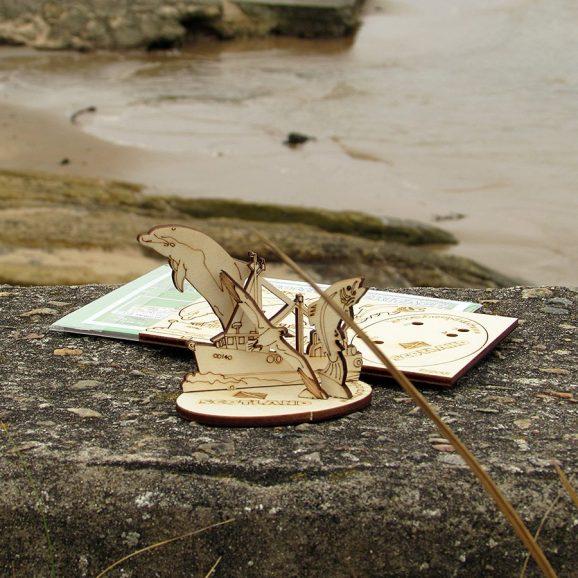 Scottish Coast Card